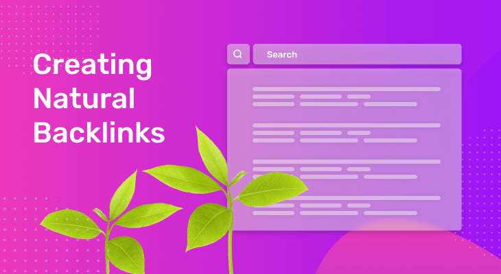 How to create natural backlinks